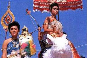 ประเพณีไทย ประเพณีสงกรานต์