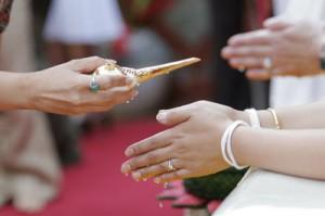 ประเพณีไทย ประเพณีการแต่งงาน