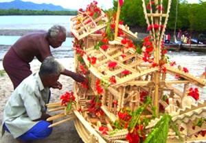 ประเพณีไทย ประเพณีลอยเรือ