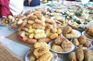 ประเพณีไทย ประเพณีบุญข้าวจี่