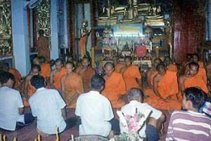 ประเพณีไทย ประเพณีถวายพระเพลิงพระพุทธเจ้า