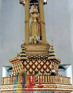 ประเพณีไทย ประเพณีเข้าอินทขิล (ใส่ขันดอก)