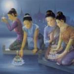 <b>วันสำคัญของไทย ขึ้น 15 ค่ำ เดือน 12 วันลอยกระทง</b>