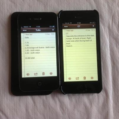 ทำอย่างไรเมื่อ iPhone 5 เกิด Yellow Screen